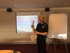 Manual Handling Instructor Refresher Course